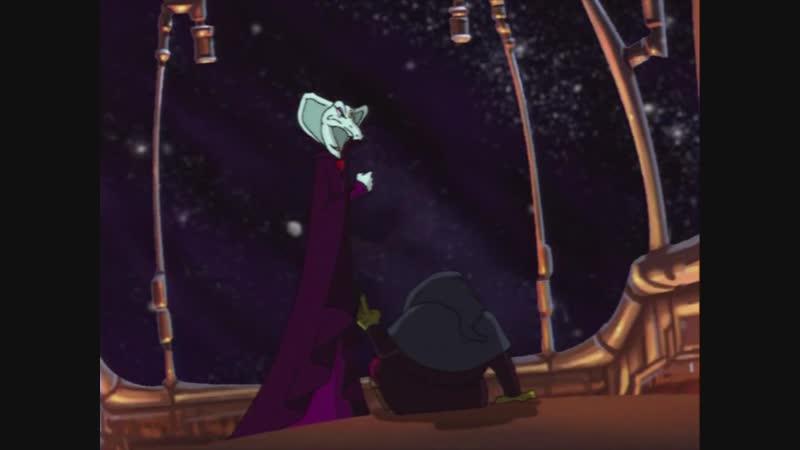 Аргай - The Dark Queen Theme (Тема чёрной королевы)