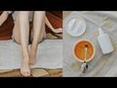 Шугаринг в домашних условиях/ Варю пасту, бандажный метод/ Чем заменить специальные полоски?