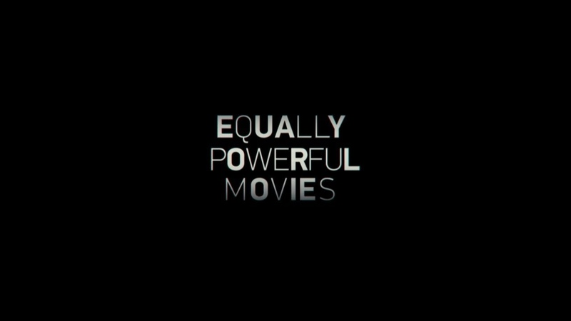 EQUALLY POWERFUL MOVIES | PromaxBDA UK 2018 WINNER Best film/season promotion/use of editing