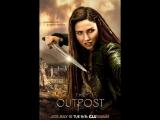 Новый постер и трейлер новинки The Outpost от The CW.  Дата выхода сериала 10 июля 2018 года.  #TheOutpost #TheCW #Syfy