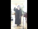 Елена Дубровина, препод. Плотникова