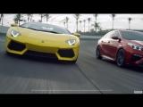 Kia Cerato vs. Lamborghini Aventador