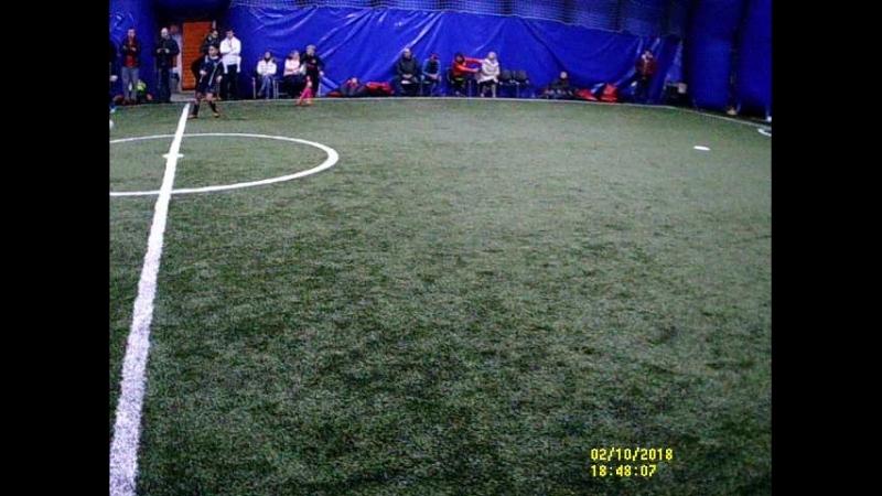 Гол Эржана Абакирова в матче Ховрино - Joga Bonito