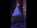 3D проекция на торт