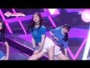 PRODUCE 48 1:1 eye contact | Ким Минджу (Urban Worka) - I.O.I. Very Very Very Team 2 group battle