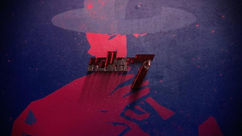 Killer7 — релизный трейлер (Steam)
