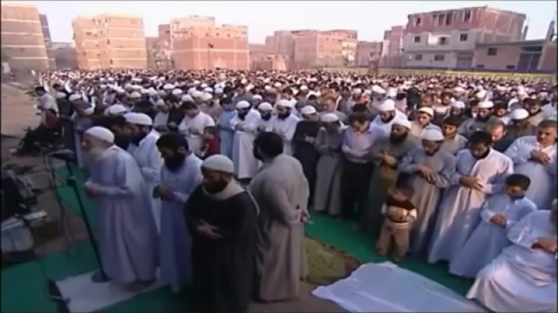 Праздничная молитва. Шейх Мухаммад Саид Раслян حفظه الله