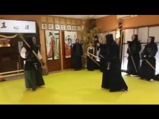 Okinawa Kobudo vs Koryu Kendo Nito Ryu