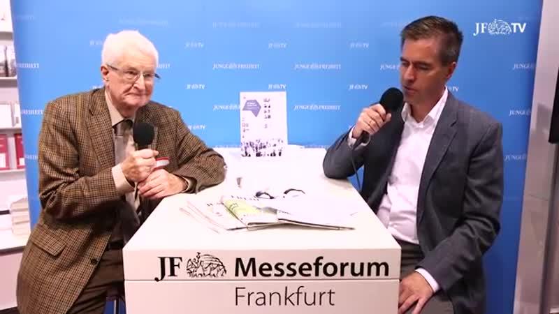 Zur weltpolitischen Lage unter Donald Trump - Erich Weede im Gespräch mit Dieter Stein --FBM2018-