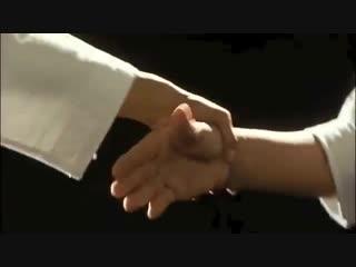Daito-ryu Aiki-jujutsu Hand kata of Okamoto Sensei