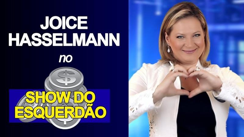 Show do Esquerdão com Joice Hasselmann