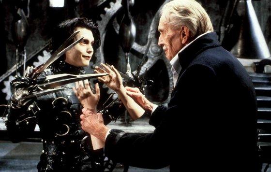 Видео к фильму «Эдвард руки-ножницы» (1990): Русский трейлер » Freewka.com - Смотреть онлайн в хорощем качестве