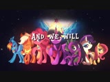 My little pony-Fight Song