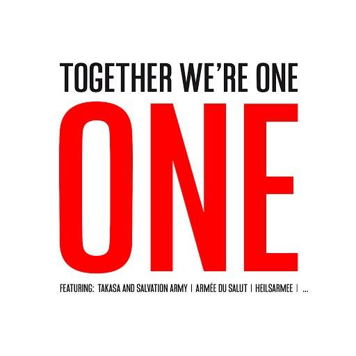 Takasa альбом Together We're One