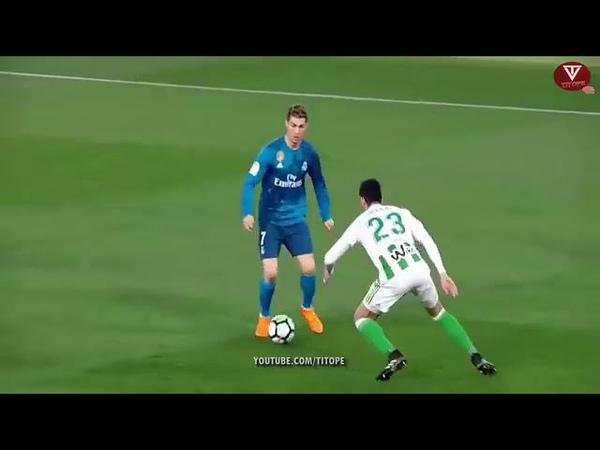 Abdou m.s.t.r/20 Meilleurs Dribbles de Cristiano Ronaldo 2018