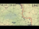 Eastern Front animated 1941