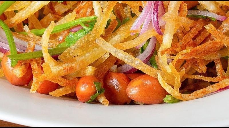 美食台   馬鈴薯絲這樣吃,酸甜爽脆萬人迷!