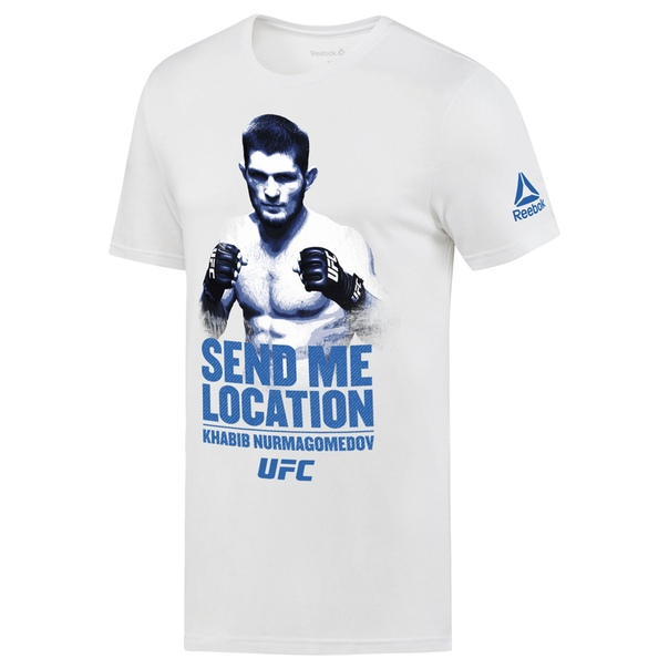 Футболка Khabib Send me Location T-shirt