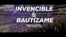INVENCIBLE BAUTÍZAME PENTECOSTÉS MIEL SAN MARCOS