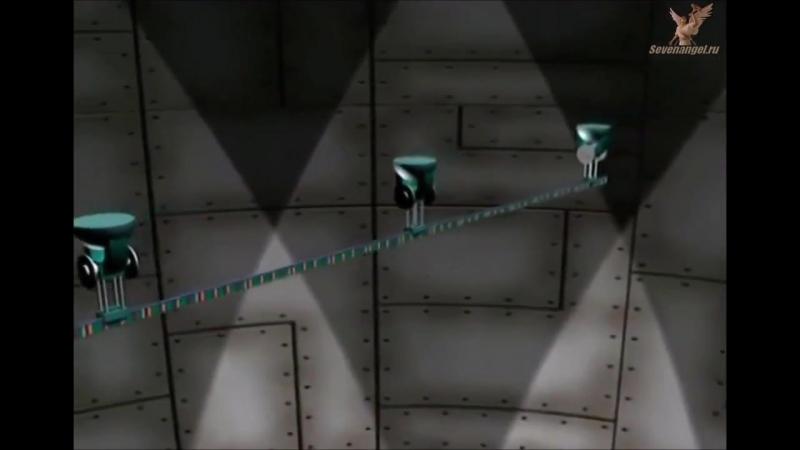 Док Фильм Чудо в клетке