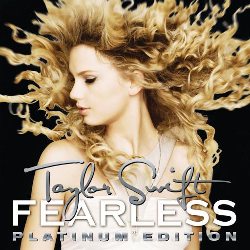 Taylor Swift album Fearless (Platinum Edition)