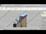 Modeling Facades in 3ds Max - Part 4 - Adding Depth