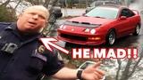 SWAT Cops mistake Honda's Launch Control for AK47 machine gun fire