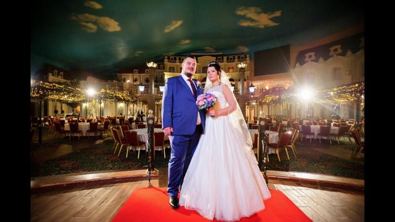 Отзыв со свадьбы Петра и Оксаны