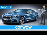 New BMW 8 Series Coup