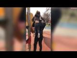 El divertido paseo de Wanda Nara y Mauro Icardi con sus hijos