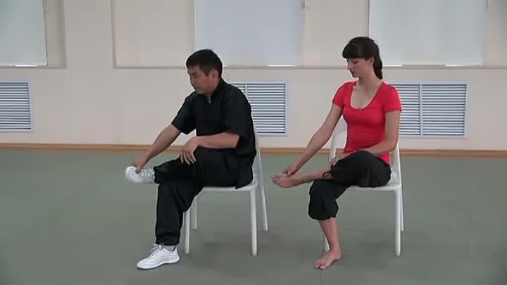 Два упражнения для потери веса.