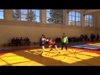 Кулачные бои ( Мои третьи соревки ) 2 бой