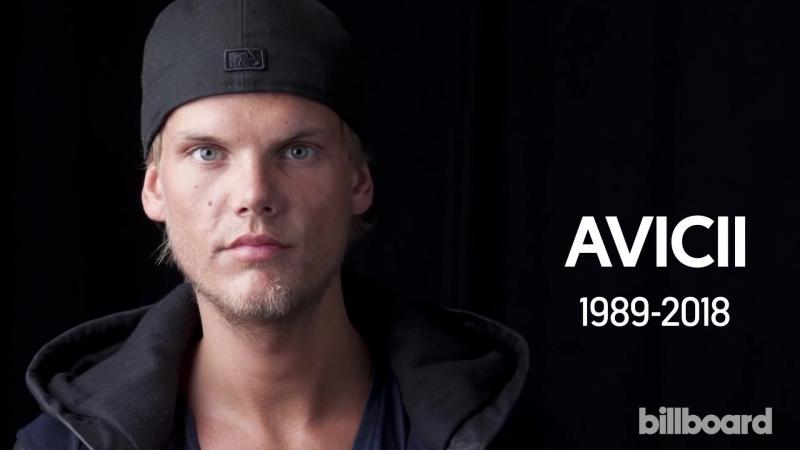 Avicii In Memoriam 1989-2018 ¦ Billboard