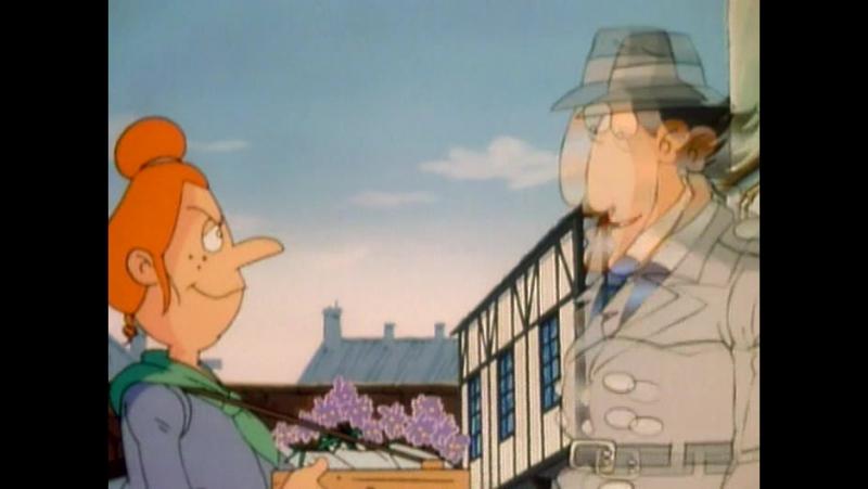 Инспектор Гаджет 2x18 Gadget's Clean Sweep1983 Inspector Gadget