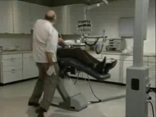 Мистер Бин у стоматолога