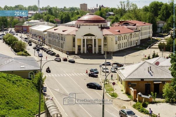 Волоколамск. Город воинской славы. Год основания: 1135 г.