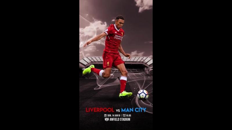 TAA | Match Day vs. Man City