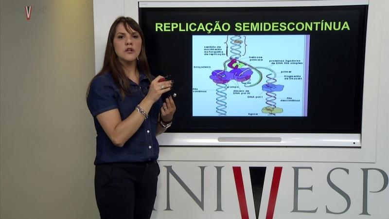 Genética e Biologia Molecular – Aula 03 – Replicação do DNA