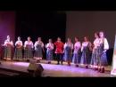 Ансамбль народной песни ЗЛАТНИЦА – «Ой да девица»