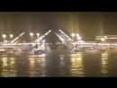 Разведение моста в Питере