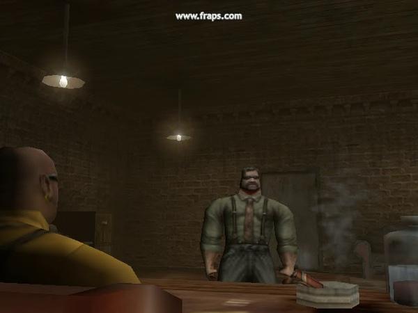 Озвучка первой кат-сцены в игре Kingpin: Life Of Crime: Озвучка Revival_Revolt (Владимира Бойкова)