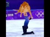 Танцы на льду с котом