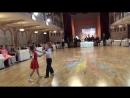 Рома Ульяна 3 танца Гран-При Адмиралтейского района 2 тур.