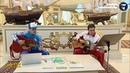 Президент Туркменитана вместе с внуком сочинили стихи