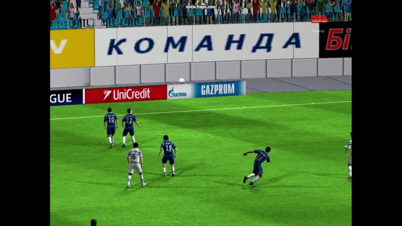 Динамо Киев 02 4-1 Зенит 2008