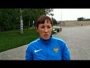 Чемпионка Европы по спортивной ходьбе и ее тренер впервые затестили скандинавскую ходьбу