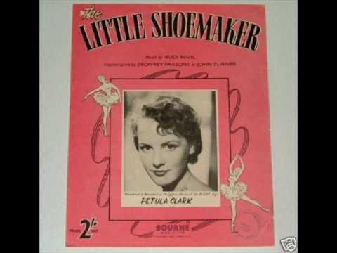 Petula Clark - The Little Shoemaker ( 1954 )