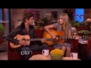 Taylor Swift & Zac Efron - Pumped Up Kicks (Live on The Ellen Show 2012)