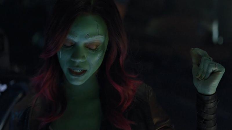 Танос сможет выжигать Миры по щелчку, если получит все камни бесконечности. Мстители: Война Бесконечности 2018.