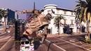 GTA 5 Online Сбиваем столбы